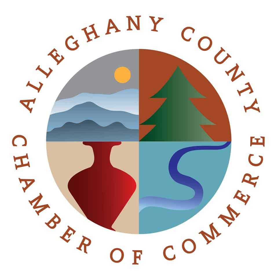 Alleghany County Chamber of Commerce logo